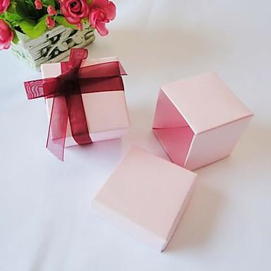 hârtie cub de hârtie carte favoriza cu cutii favorit-24 nunti favoruri