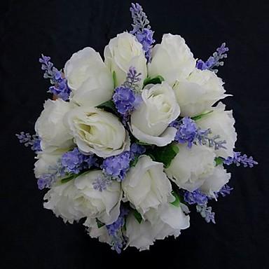 Flori de Nuntă Buchete Nuntă Party / Seara Satin 8.66