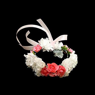 Flori de Nuntă Corsaj de mână Nuntă Party / Seara Hârtie 4.72