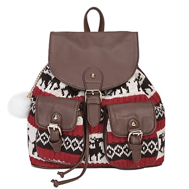 Tribal Print Backpack (More Colors)