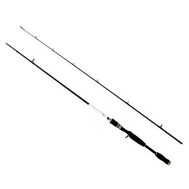 lure canna da pesca in carbonio 210 centimetri
