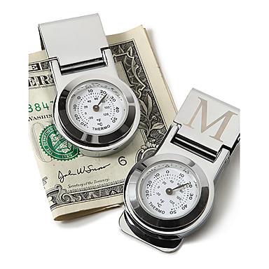 Teak Clip de bani Mire / Naș de Căsătorie Nuntă / Aniversare / Zi de Naștere -