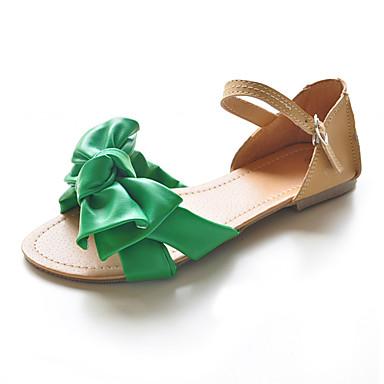 SILVIYA - Hælsandaler Flate hæler Leatherette