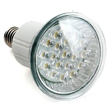 2800 lm E14 Spoturi LED MR16 20 led-uri LED Putere Mare Alb Natural AC 220-240V