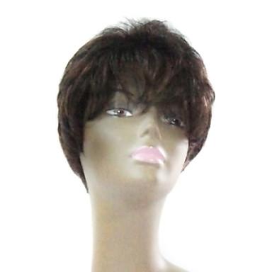 moda cacheados alta qualidade sintética peruca curta africano americano