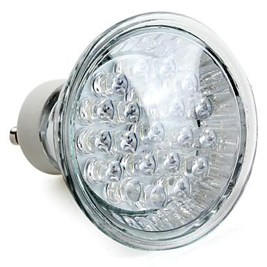1W GU10 LED Spotlight MR16 21 High Power LED 105 lm Natural White AC 220-240 V