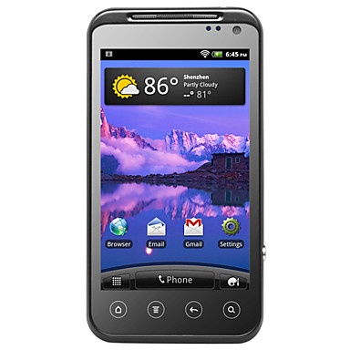 Hawk - 3G Android 2.3 Smartphone with 2.3 Inch Capacitive Touchscreen (Dual SIM, GPS, WiFi)