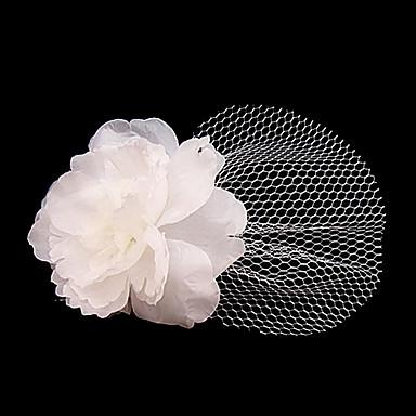 tul liliac brățări de voal coajă de nuntă partid elegant stil feminin