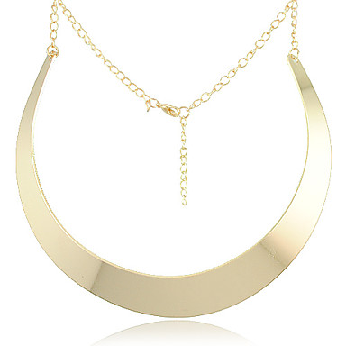 Fashion And Special Alloy Platinum Necklace
