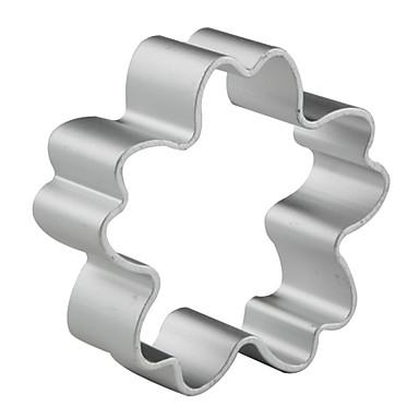 Bakeware-työkalut Alumiini DIY Kakku / Cookie / Piirakka Leivonta & Leivonnaiset Spatulas 1kpl