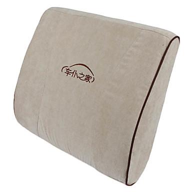 High Quality Car Memory Foam Lumbar Cushion (1 Pair)