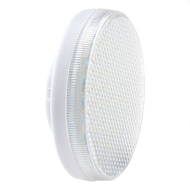 3.5W 300-350lm GX53 LED Spotlight 60 LED Beads SMD 3528 Decorative Warm White 220-240V