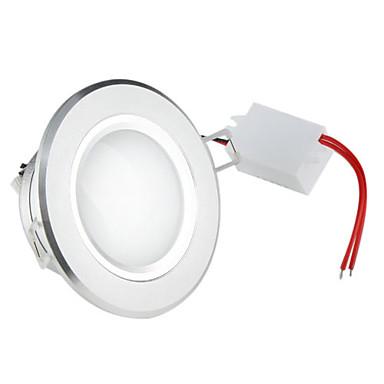 3W 250-270LM 3000-3500K Warm White Light Ceiling Lamp LED Bulb (100-240V)