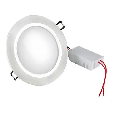 10w 820-900lm 3000-3500k chaude plafond blanc lampe led ampoule (100-240V)