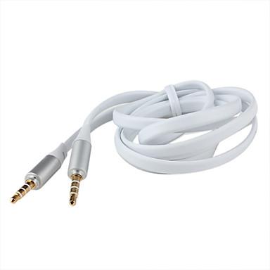 3,5 až 3,5 Propojovací kabel (bílý a černý)