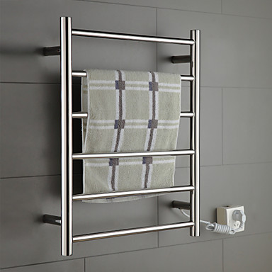 Towel Bar High Quality Contemporary Stainless Steel 1 pc - Hotel bath Towel Warmer