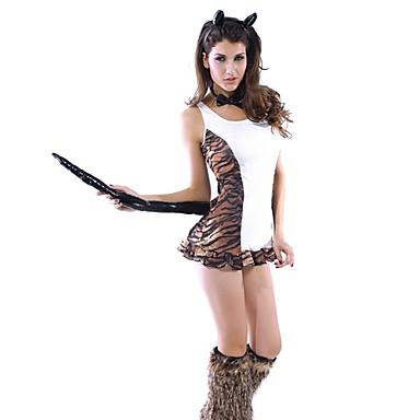 Tier Cosplay Kostüme Damen Halloween Karneval Fest / Feiertage Halloween Kostüme