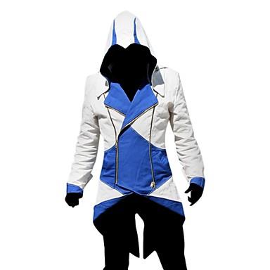 Inspiriert von Meuchelmörder Assassin Video Spiel Cosplay Kostüme Cosplay Kostüme Patchwork Langarm Mantel
