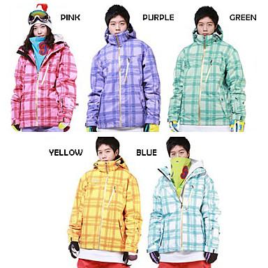 TSN\BASIC 10000mm Waterproof Unisex Skiing Jacket (Multi-color Available)