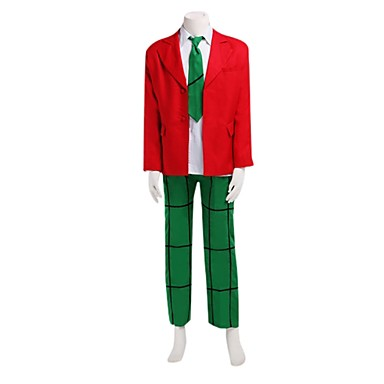 Inspired by Sailor Moon Tuxedo Mask Anime Cosplay Costumes Cosplay Suits School Uniforms Long Sleeves Coat Shirt Pants Tie For Men's