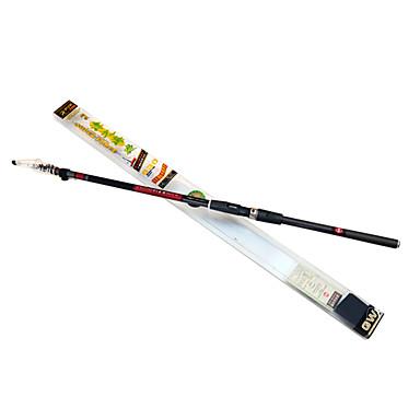 GW-450/540/630cm extra lourd Rod Fishing carbone (longueur réglable)