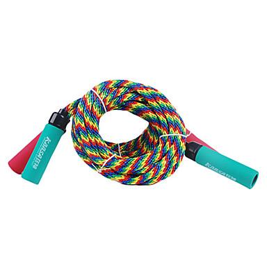 Poignée éponge de coton Corde à sauter Groupe (couleurs assorties, 6M)