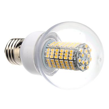 E26/E27 Ampoules Globe LED G60 138 SMD 3528 620 lm Blanc Chaud Blanc Froid AC 100-240 V