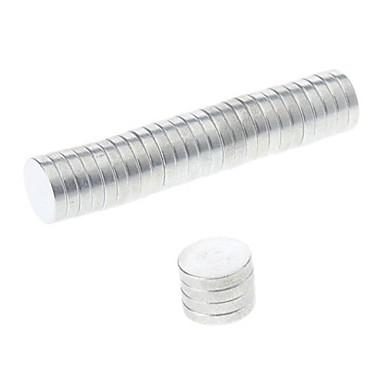 30 pcs 10mm*2 Mıknatıslı Oyuncaklar Legolar / Bulmaca küpü / Neodymium Mıknatıs Mıknatıs Manyetik Hediye