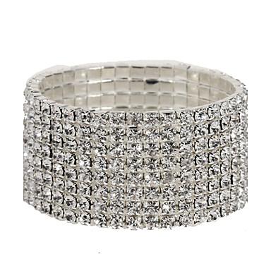 Bratari de tenis imitație de diamant Design Unic La modă Bijuterii Bijuterii 1 buc