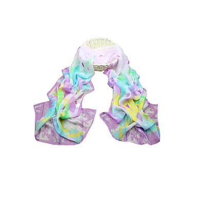 Delicate Chiffon Casual/Office Scarf(More Colors)