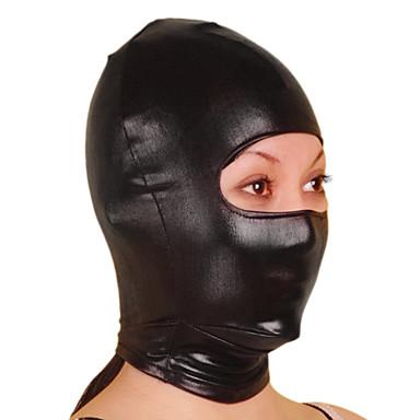 Mască Ninja Zentai Costume Cosplay Mată Mască Metalic strălucitor Bărbați / Pentru femei Halloween / Înaltă Elasticitate