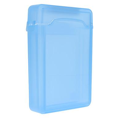 3,5-palcový Plast Mobile Hard Dish Ochranné pouzdro HD302 (modrá)