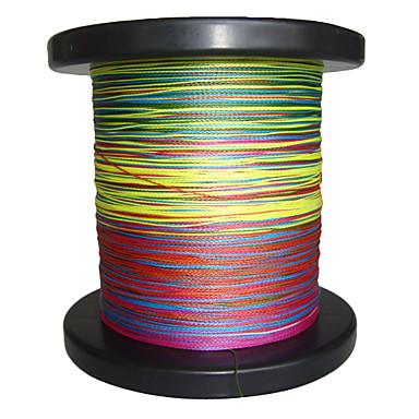 abordables Fil de Pêche-Ligne tissée PE / Dyneema Ligne de Pêche 500M / 550 Yards 100LB 90LB 80LB 0.10/0.12/0.14/0.20/0.23/0.26/0.28/0.34/0.37/0.40/0.45/0.50/0.55/0.60 mm / 70LB / 60LB / 50LB / 40LB / 35LB