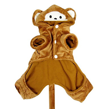 Dog Costume Outfits Hoodie Dog Clothes Cosplay Halloween Animal Costume For Pets