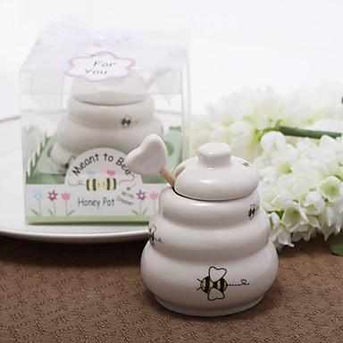 Hochzeit Jahrestag Verlobungsfeier Brautparty Keramik Küchengeräte Garten Klassisch