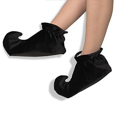 Burlesque / Palyaço Sirk Ayakkabılar Erkek Kadın's Cadılar Bayramı Festival / Tatil Cadılar Bayramı Kostümleri Solid