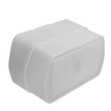 Softbox Flash Diffuser Bounce pentru Canon Speedlite 430EX 430EX II EX Lanterna