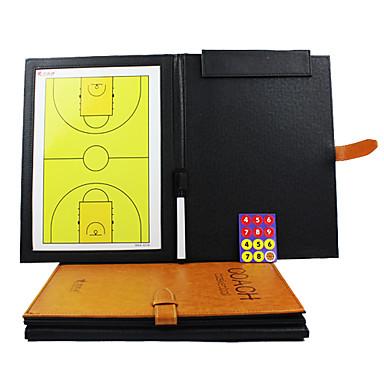 Spor Kapalı Manyetik Katlanır Basketbol Antrenörlük Kurulu (2Pens + Bölüm Silgi + Mıknatıslar)