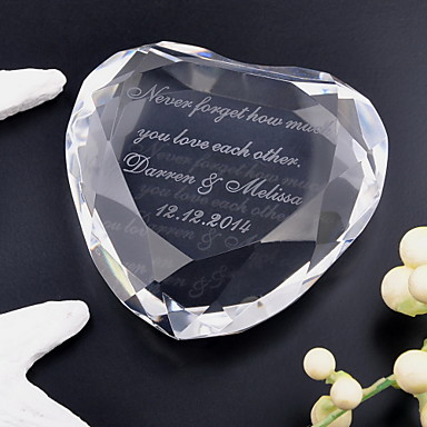 Crystal Crystal Items Bride Groom Wedding Anniversary & Crystal Items Wedding Gifts Search LightInTheBox