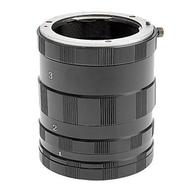 Aliaj de aluminiu Macro Ring Tub de extensie pentru OLYMPUS (M4 / 3)