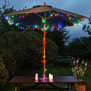 22M Solar Power 200 LED String světlo svítidlo Fairy Xmas party Svatební Květinové osivo