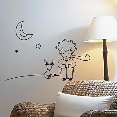 Cartoon Le Petit Prince de Stickers muraux
