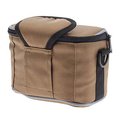 NEW Sepai SP-B607-BR Professional Piața Crossbody umăr geanta pentru ILDC Camera Brown