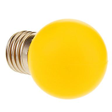 60 lm E26/E27 LED Kugelbirnen 12 Leds Warmes Weiß Wechselstrom 220-240V