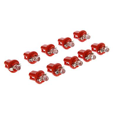 10pcs Araba Ampul 10-20 lm 1 LED İç Işıklar For Uniwersalny