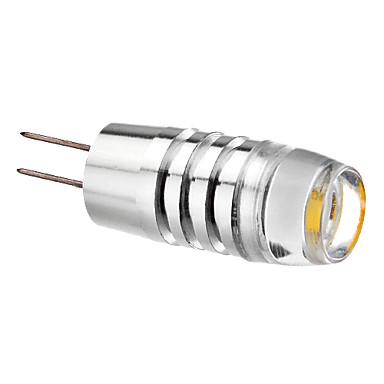 1.5W 70-80lm G4 LED Spot Lampen 3 LED-Perlen Warmes Weiß / Kühles Weiß 12V