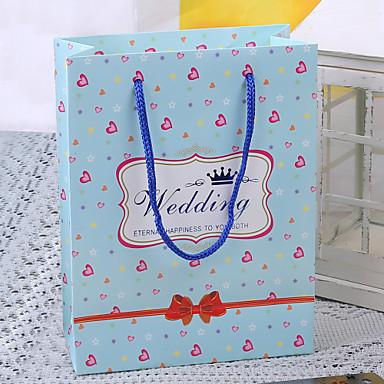 Yuvarlak Dörtgen Silindir Kart Kağıdı Favor Tutucu ile Resim Hediye Kutuları Hediye Çantaları - 1