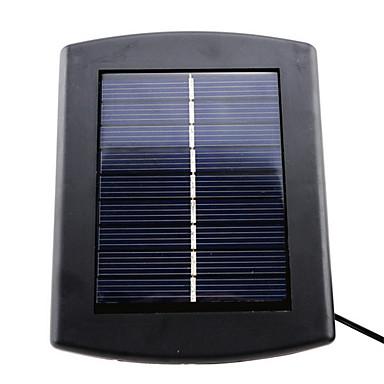 În aer liber Solar Power 36-LED-uri senzor de mișcare PIR de securitate Wall Path Garden Light