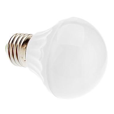 LED kulaté žárovky 18 lED diody SMD 5730 Chladná bílá 360-400lm 6000K AC 220-240V