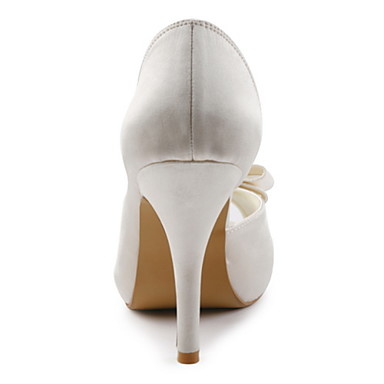 Femme Bleu Satin Aiguille Noeud Soirée Talon Chaussures Violet Evénement Doré Printemps 00959103 amp; Satin Elastique Mariage Eté HAHnrz0